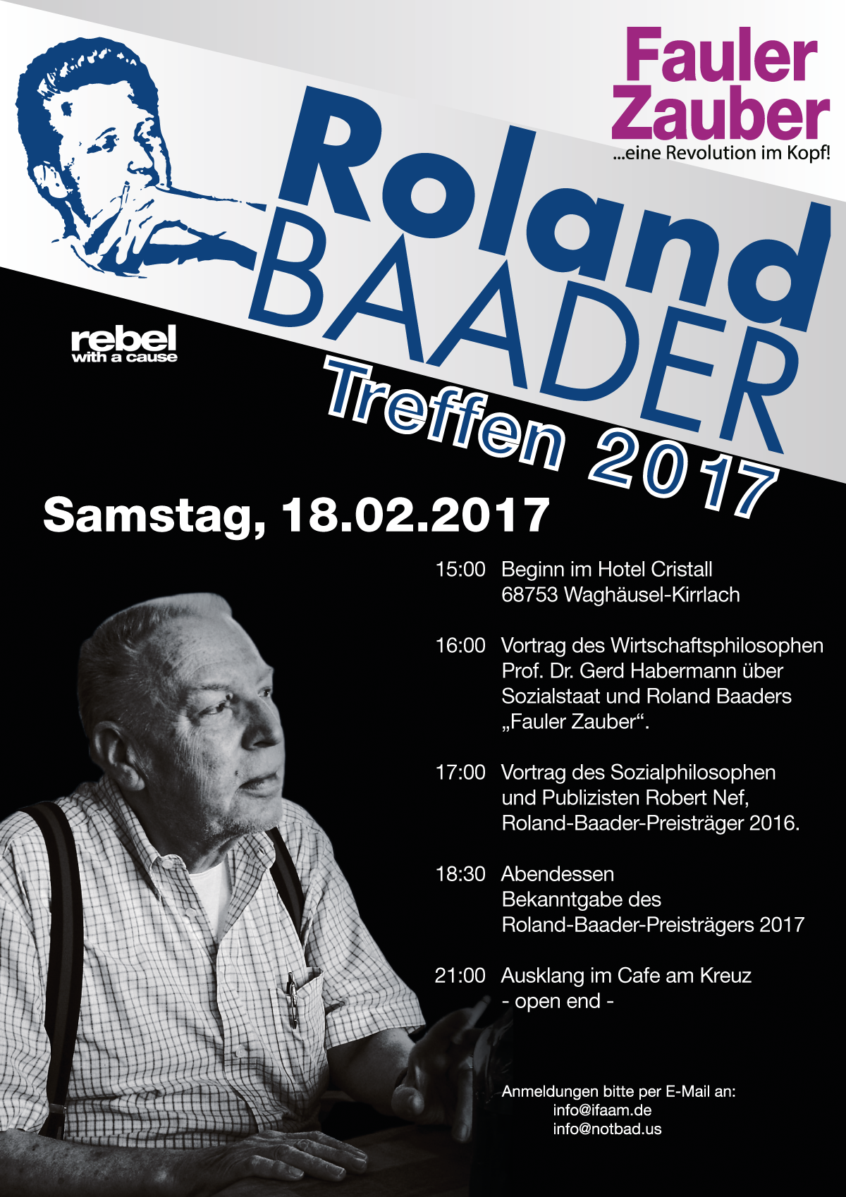 Roland-Baader-Treffen 2017